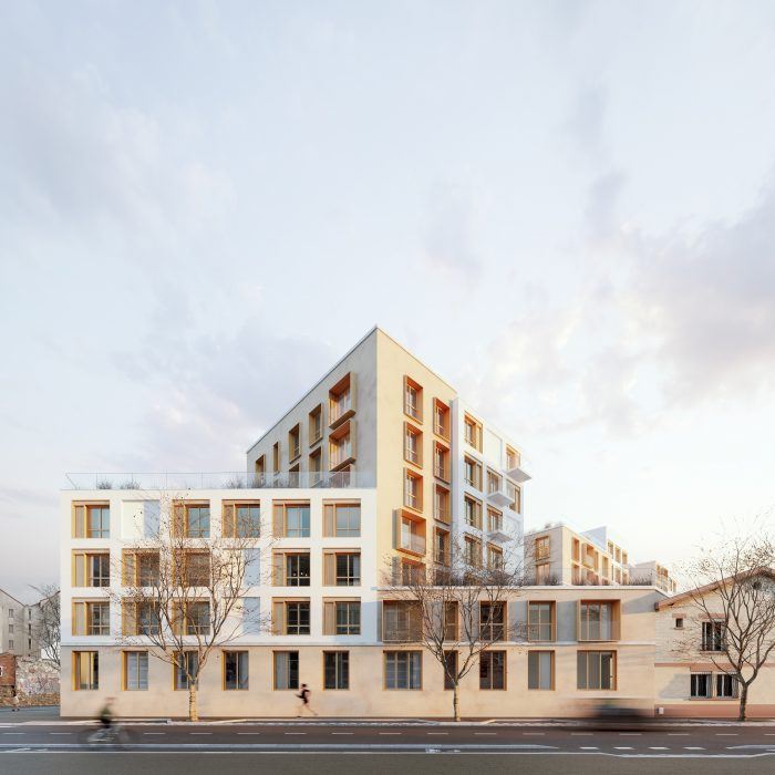 75 Logements collectifs